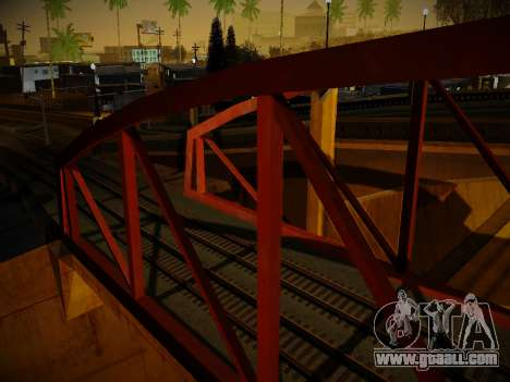 ENBSeries for weak PC v3.0 for GTA San Andreas fifth screenshot