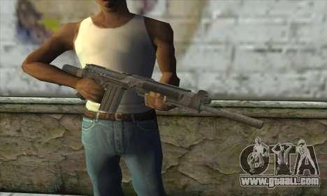 SC-2010 из COD: Ghosts for GTA San Andreas third screenshot