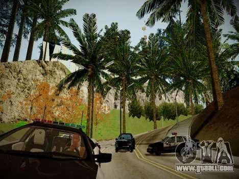 New Vinewood Realistic v2.0 for GTA San Andreas second screenshot
