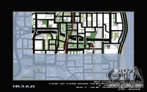 The basement of the house Carl for GTA San Andreas ninth screenshot