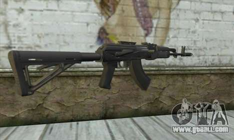 AKM - 47 for GTA San Andreas second screenshot
