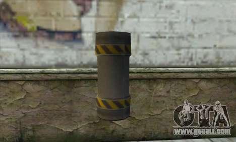 Garnet from Duke Nukem for GTA San Andreas