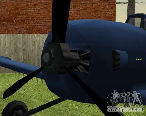 CD-38 mod.LP for GTA San Andreas right view