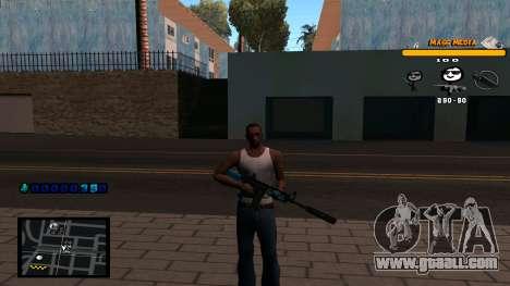 C-HUD Mass Media for GTA San Andreas