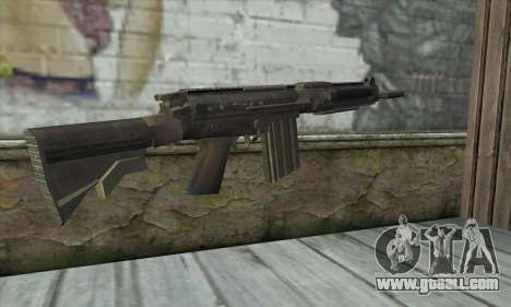 SC-2010 из COD: Ghosts for GTA San Andreas second screenshot