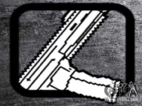 CZ805 for GTA San Andreas forth screenshot