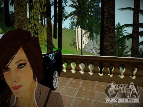 New Vinewood Realistic v2.0 for GTA San Andreas sixth screenshot