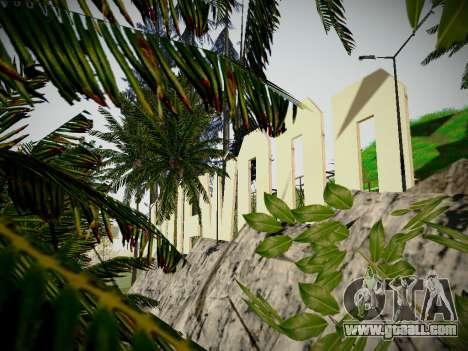 New Vinewood Realistic v2.0 for GTA San Andreas