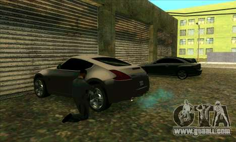 Car service center of Sijia in Las Venturas for GTA San Andreas second screenshot