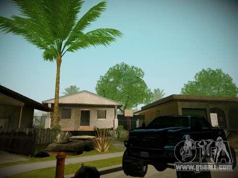 ENBSeries for weak PC by Makar_SmW86 for GTA San Andreas third screenshot