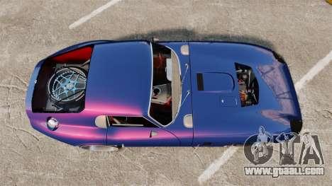 Shelby Cobra Daytona Coupe for GTA 4 right view