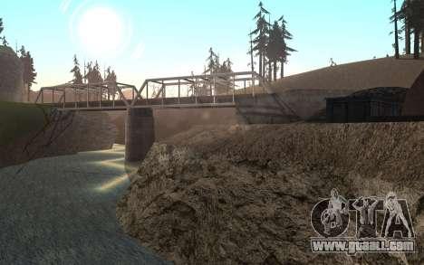 RoSA Project v1.4 Countryside SF for GTA San Andreas ninth screenshot