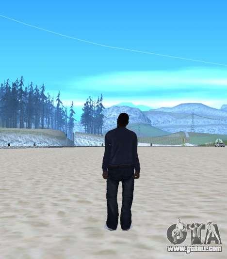 New Maddogg for GTA San Andreas second screenshot