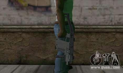 TDI Kriss Super for GTA San Andreas third screenshot