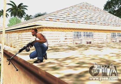 RPK-203 for GTA San Andreas fifth screenshot