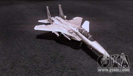 F-15S for GTA San Andreas back view