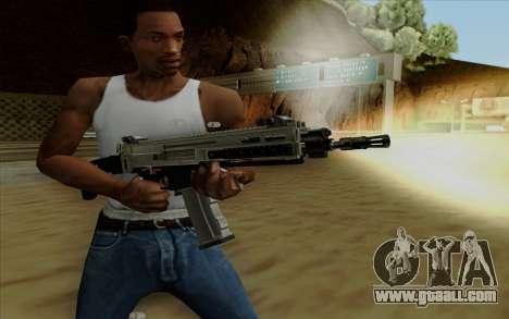 CZ805 for GTA San Andreas second screenshot