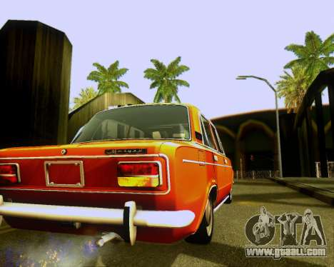 VAZ 2103 Tuneable for GTA San Andreas right view