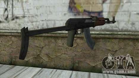 AKM Assault Rifle for GTA San Andreas second screenshot