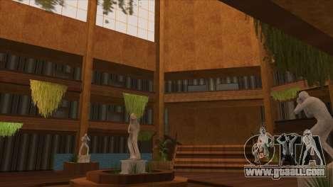 Texture Artium for GTA San Andreas second screenshot