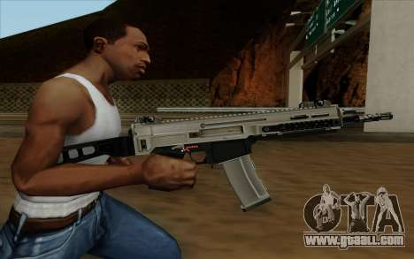CZ805 for GTA San Andreas