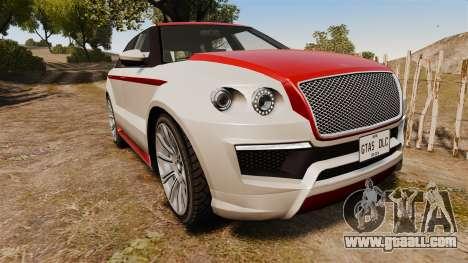 GTA V Enus Huntley S for GTA 4