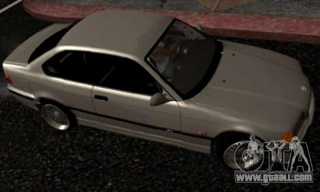 BMW M3 E36 Hellafail for GTA San Andreas left view