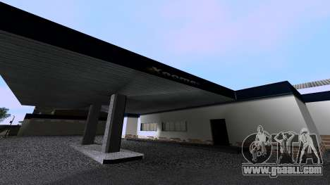 New Garage for GTA San Andreas third screenshot