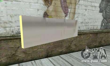 Tastatur Waffe for GTA San Andreas second screenshot
