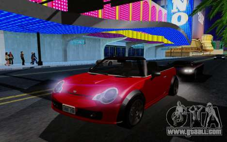 GTA 5 Weeny Issi V1.0 for GTA San Andreas