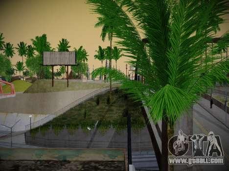 ENBSeries for weak PC v3.0 for GTA San Andreas second screenshot