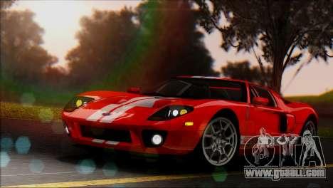 Distance View Mod for GTA San Andreas fifth screenshot