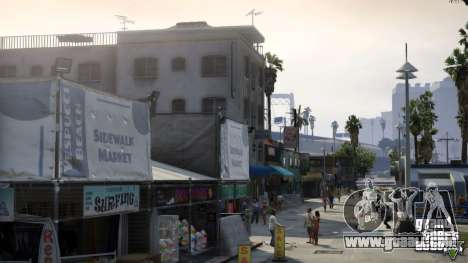 The loading screens style GTA 5 for GTA San Andreas third screenshot