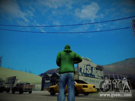 Journey mod: Special Edition for GTA San Andreas