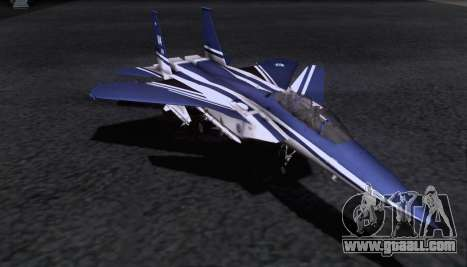 F-15S for GTA San Andreas