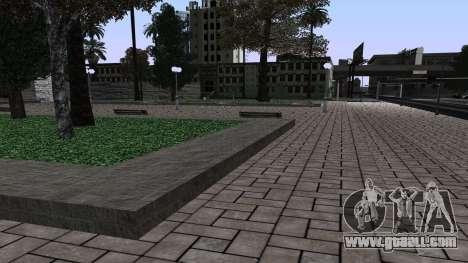 New Park for GTA San Andreas forth screenshot