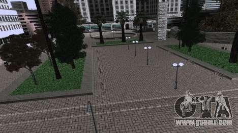 New Park for GTA San Andreas third screenshot