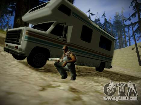 Journey mod: Special Edition for GTA San Andreas tenth screenshot