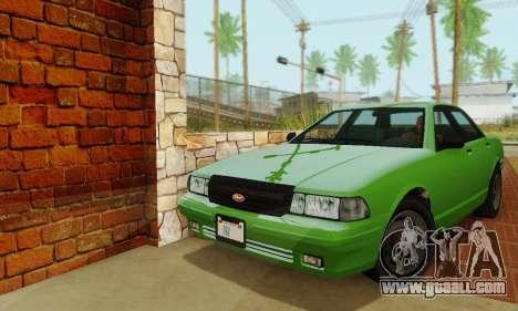 Vapid Stanier II 1.0 for GTA San Andreas