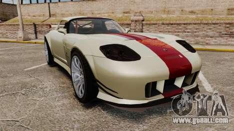 Bravado Banshee GT3 for GTA 4