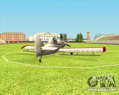 CD-38 mod.LP for GTA San Andreas left view