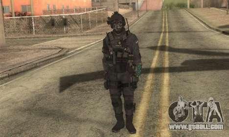 Custom из CoD:Ghost for GTA San Andreas second screenshot