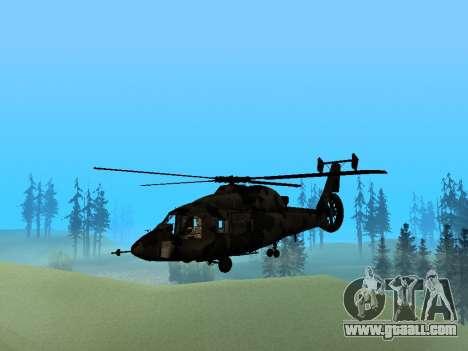 KA-60 for GTA San Andreas
