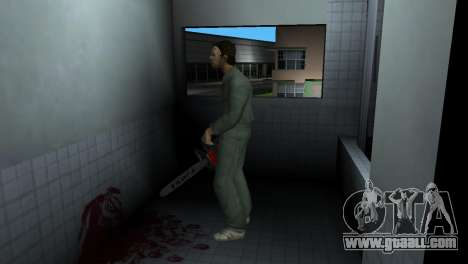 Chainsaw Taiga for GTA Vice City third screenshot