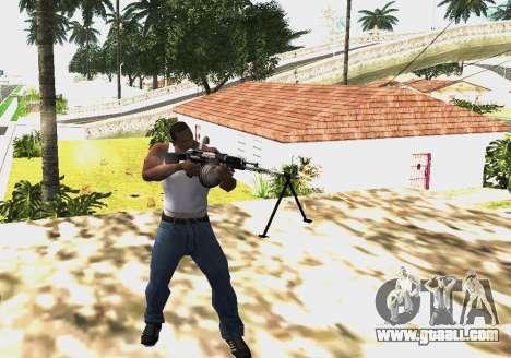 RPK-203 for GTA San Andreas second screenshot