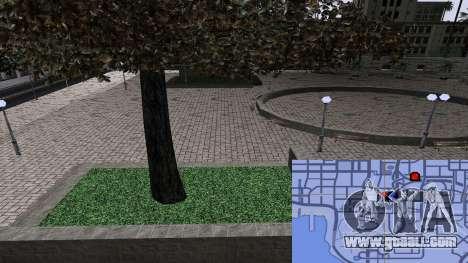 New Park for GTA San Andreas sixth screenshot