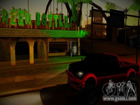 ENBSeries for weak PC v3.0 for GTA San Andreas third screenshot