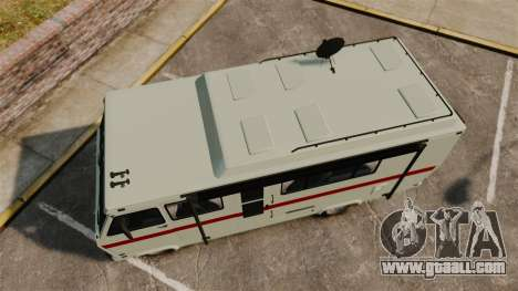 GTA V Zirconium Journey for GTA 4 right view