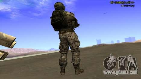 U.S. Navy Seal for GTA San Andreas second screenshot
