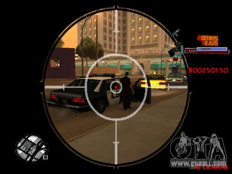 C-HUD Admins Team for GTA San Andreas sixth screenshot